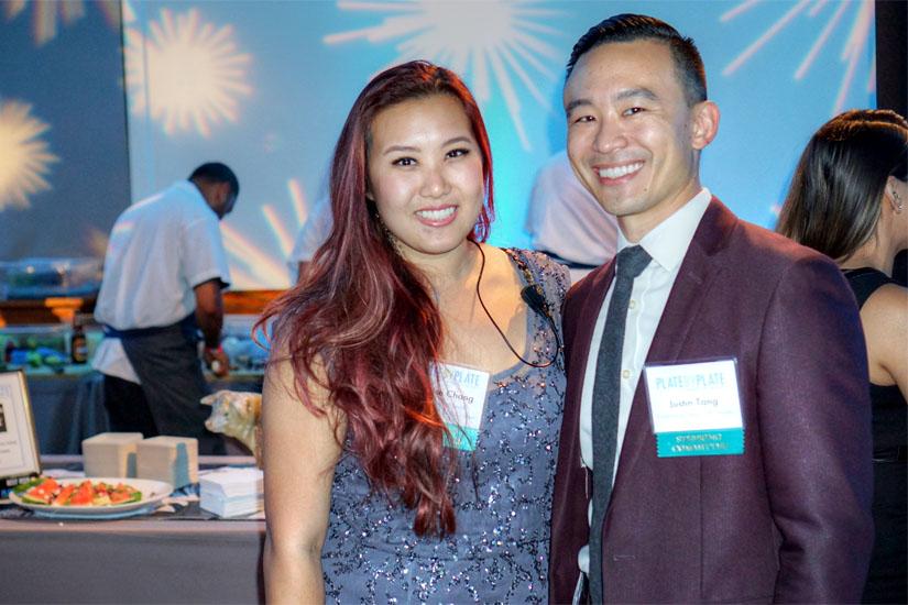 Denise Chang, Justin Tang
