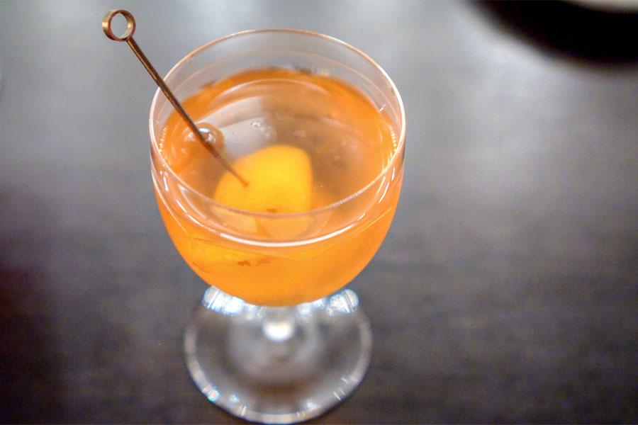 Martini Inspired