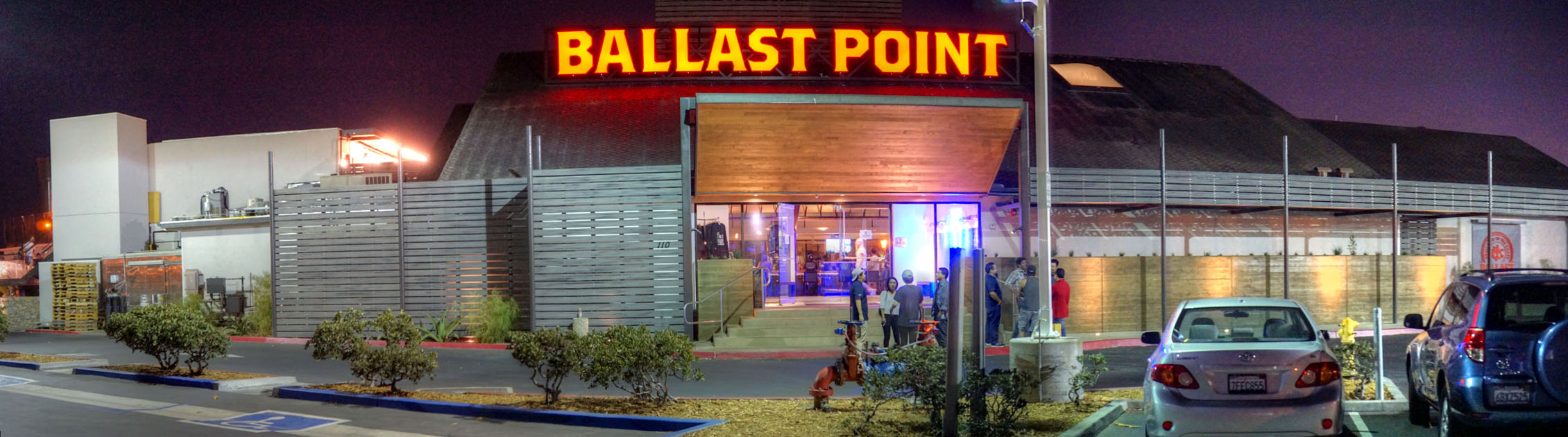 Ballast Point Long Beach Exterior