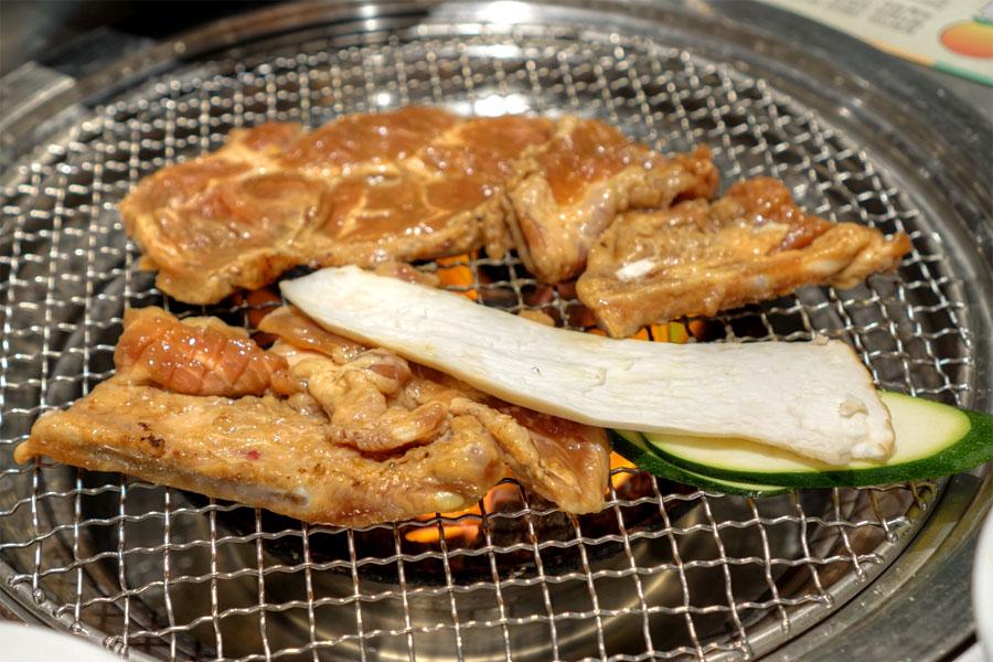 Dalmaji Pork Barbecue