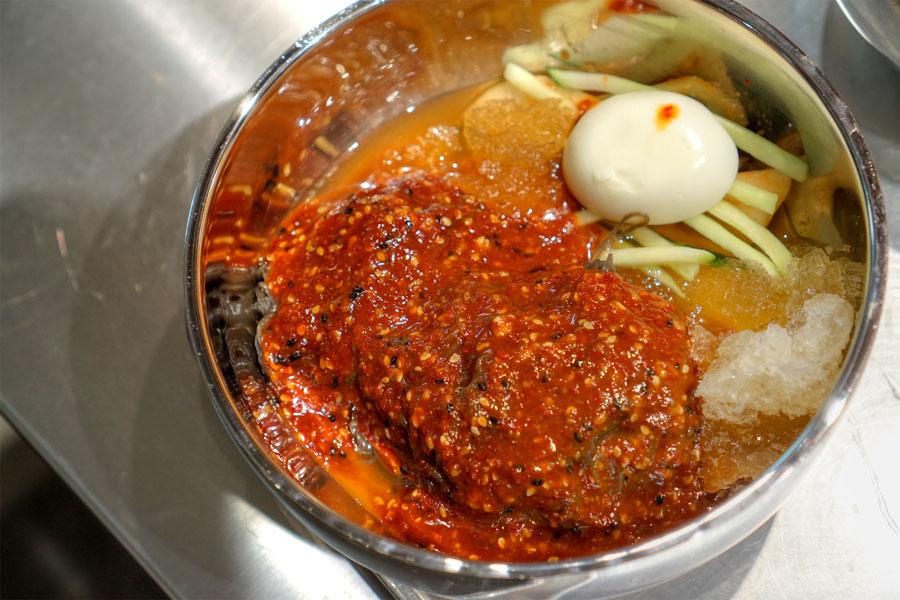 Spicy Paste Cold Noodle
