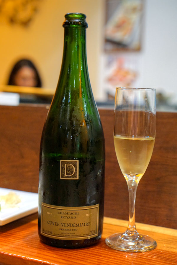 NV Doyard Champagne Cuvée Vendémiaire Brut