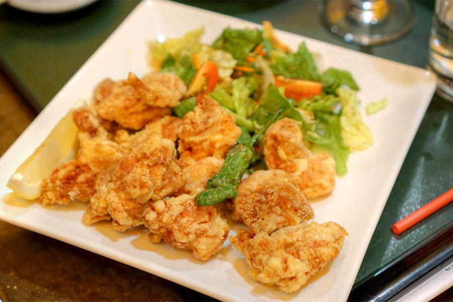 Fried Free Range Chicken (Karaage)