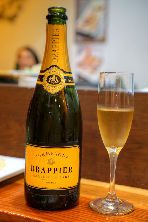 NV Drappier Champagne Carte d'Or Brut