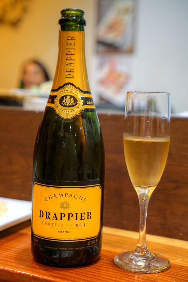 NV Drappier Champagne Carte d'Or Brut