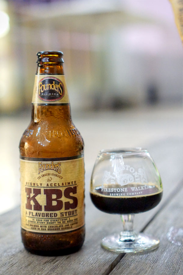 2016 Founders Kentucky Breakfast Stout (KBS)
