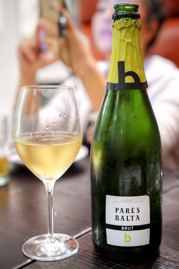 Pares Balta Cava Brut NV Spain