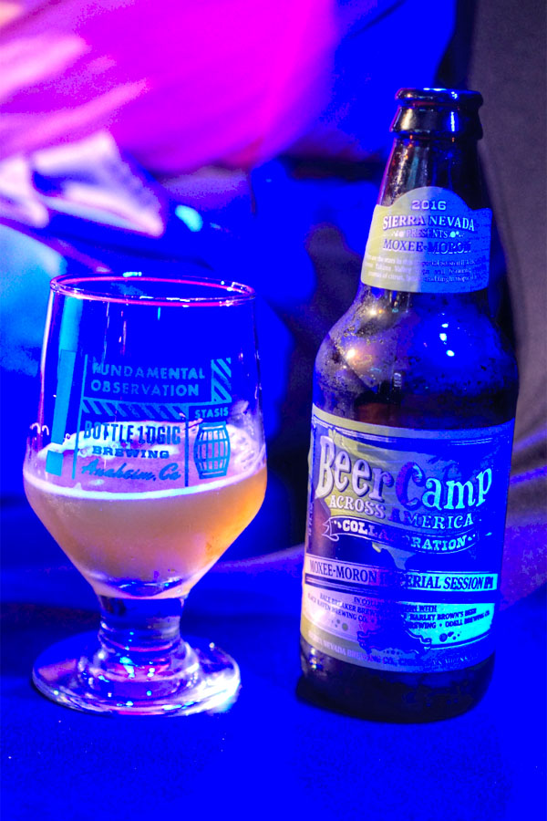 2016 Sierra Nevada Beer Camp Across America - Moxee-Moron