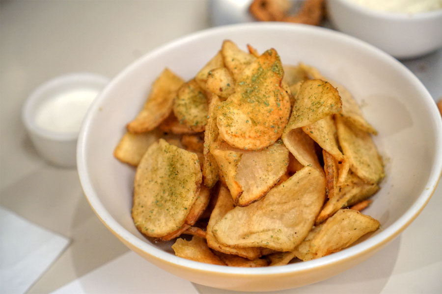 Kennebec Potato Chips
