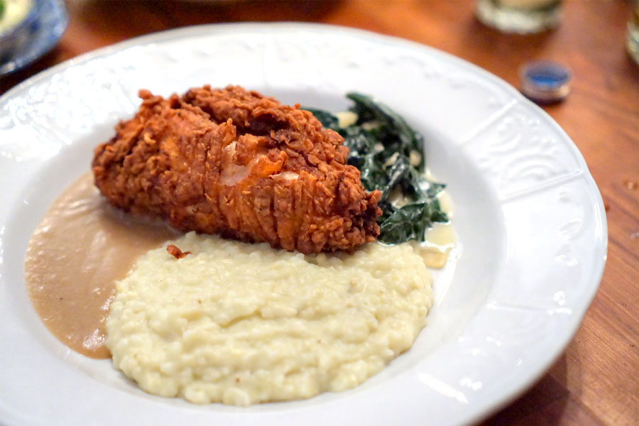 Carolina Fried Chicken