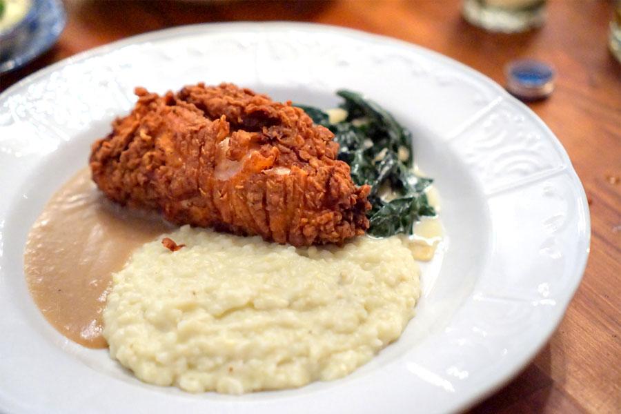 Carolina Fried Chicken