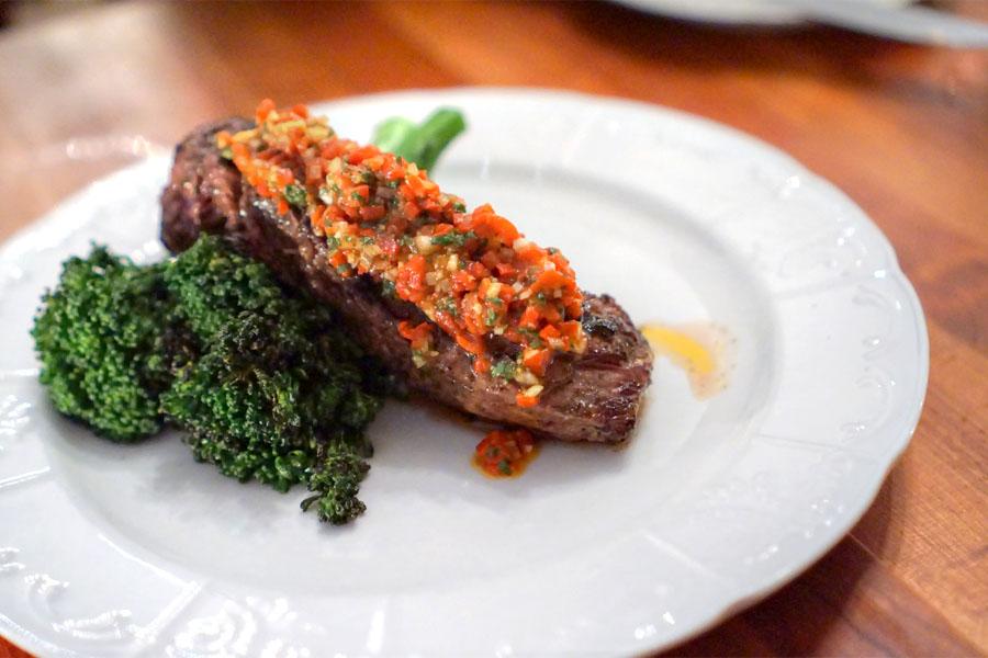 '1855' Certified Angus Bavette Steak