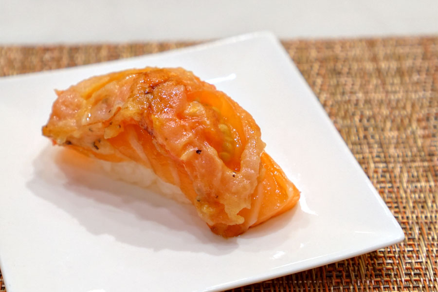Sake Yaki Tomato