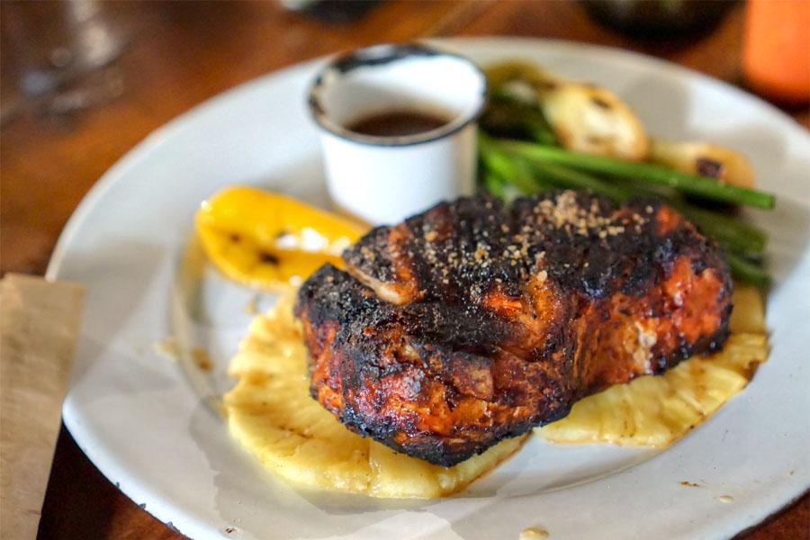 Pork Chop 'Niman ranch'