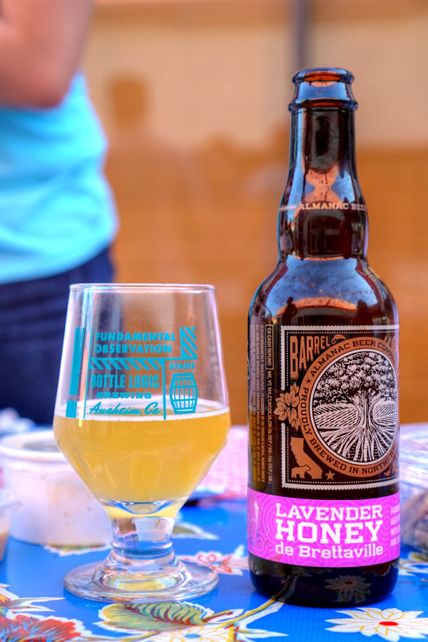 2016 Almanac Lavender Honey de Brettaville