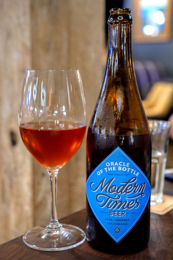 2014 Modern Times Oracle of the Bottle