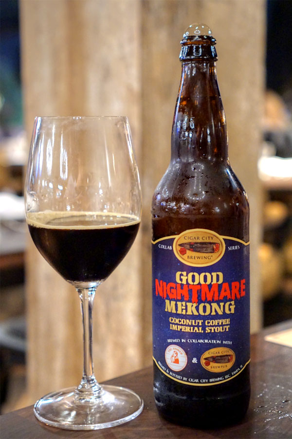 2016 Cigar City Good Nightmare Mekong