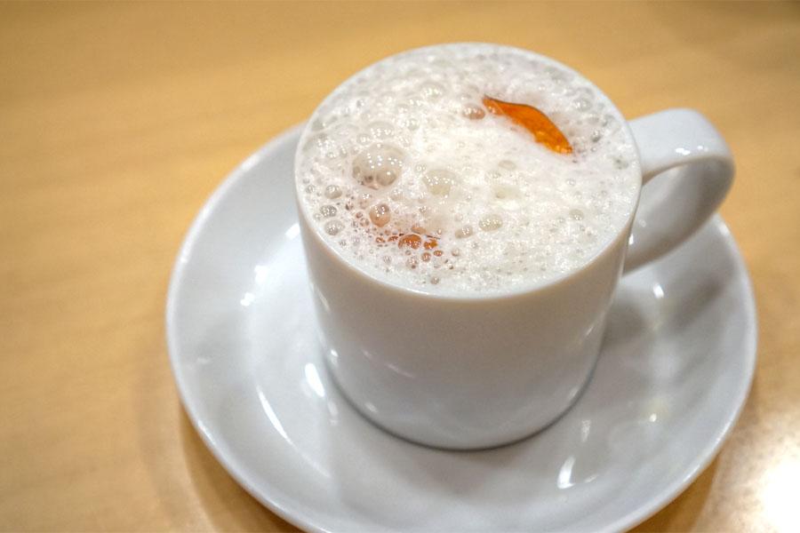 Satsumaimo Cappuccino
