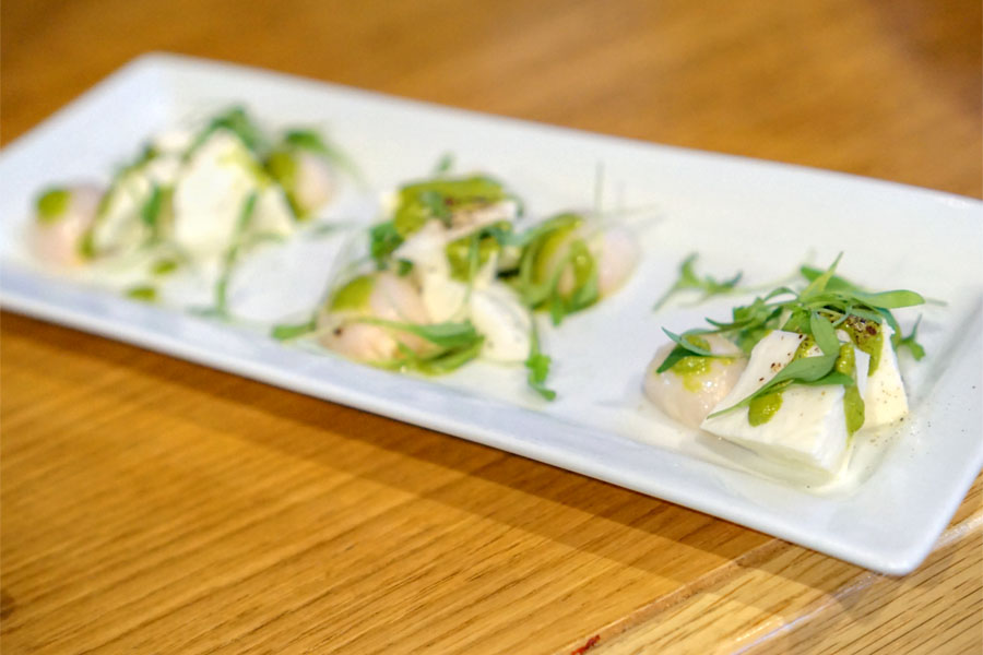 Mozzarella Lychee
