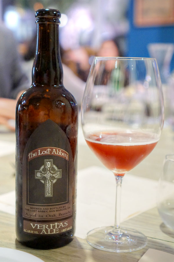 2016 The Lost Abbey Veritas 017