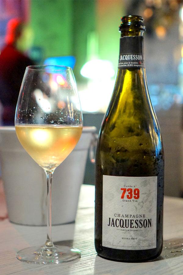 Jacquesson 'Cuvée 739' Extra Brut Champagne