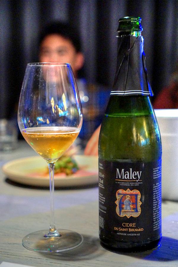 Maley Cidre du Bernard NV