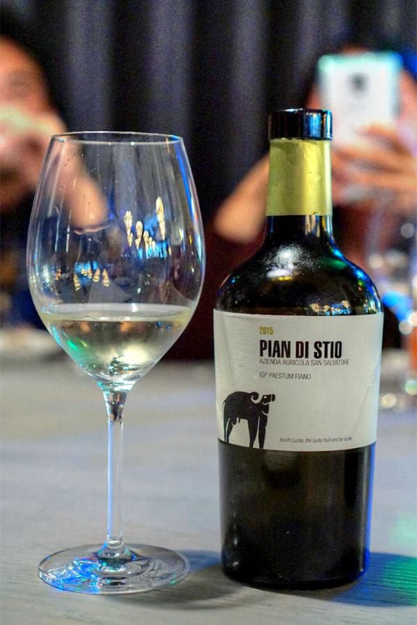 2015 San Salvatore 'Pian di Stio'