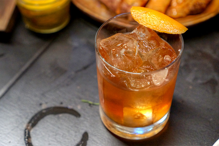 Beer Belly Old Fashioned
