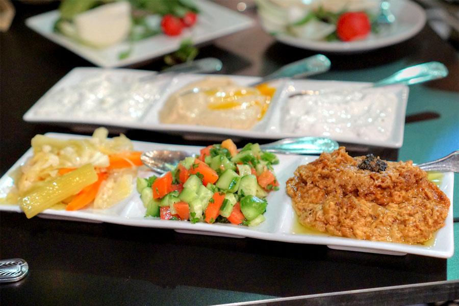 Appetizer Combo Platter