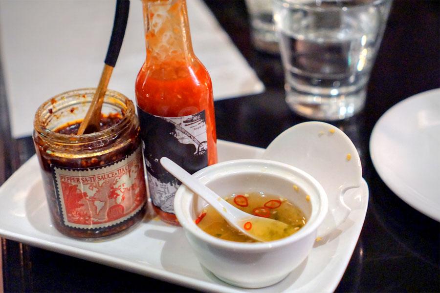 Housemade Vietnamese Condiments