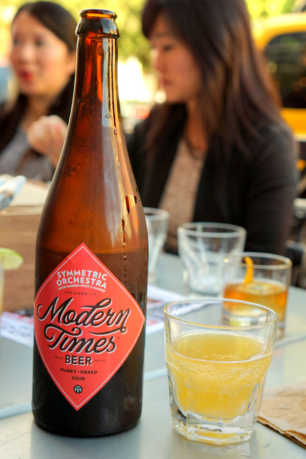 2016 Modern Times Symmetric Orchestra with Passion Fruit & Mango