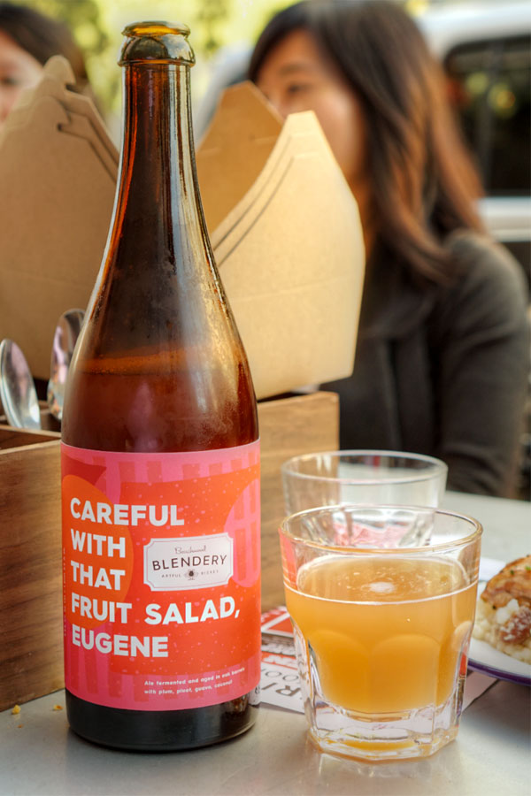 2017 Beachwood Blendery Careful with That Fruit Salad, Eugene