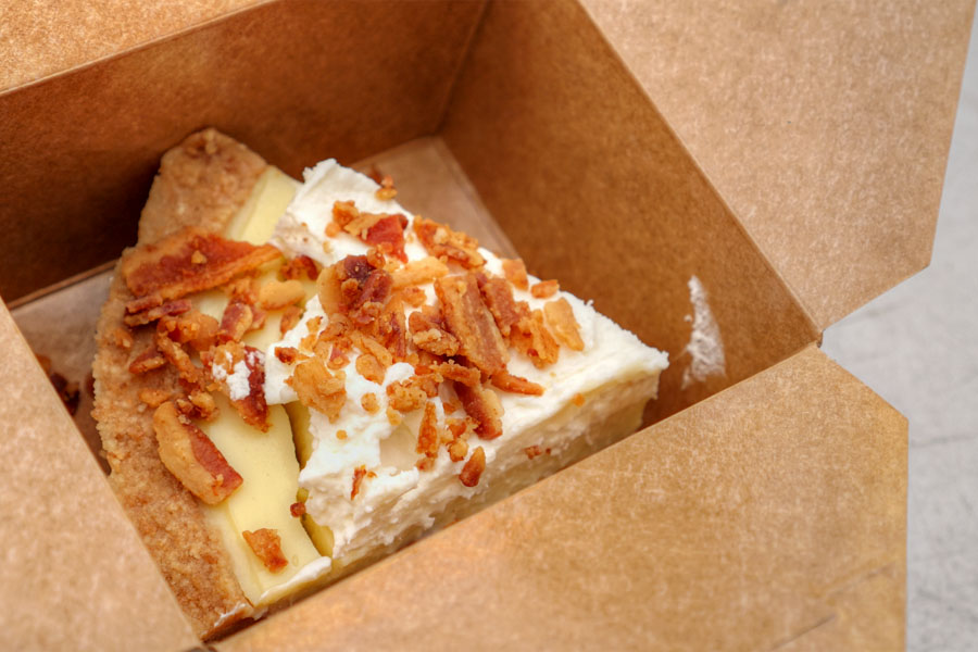 TCB: Peanut Butter Banana Cream with Bacon