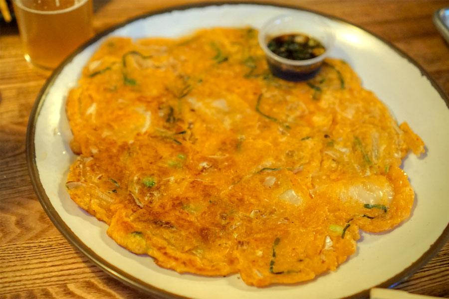 Kimchi Buchimgae