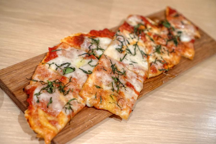Mozzarella & Basil Flatbread