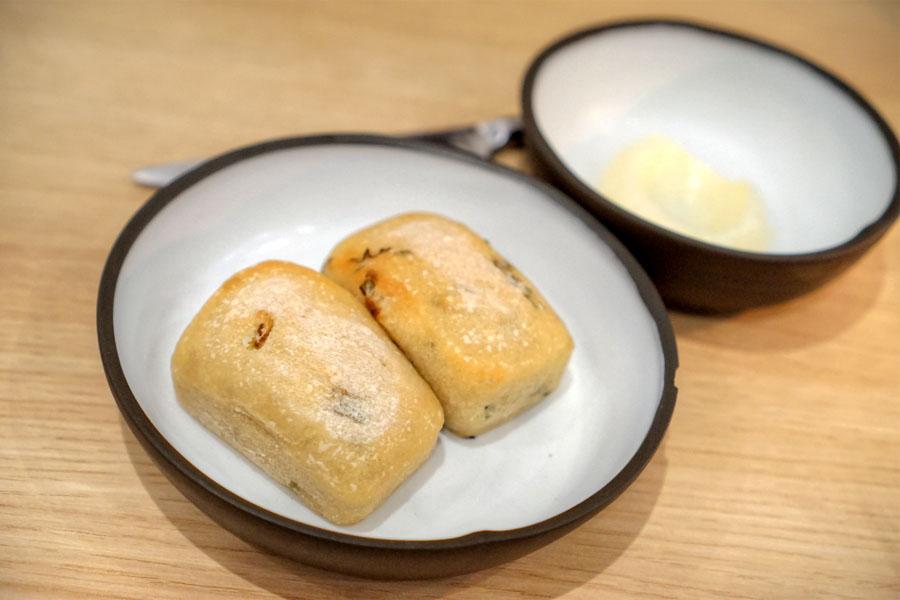 Sourdough Bread & Butter