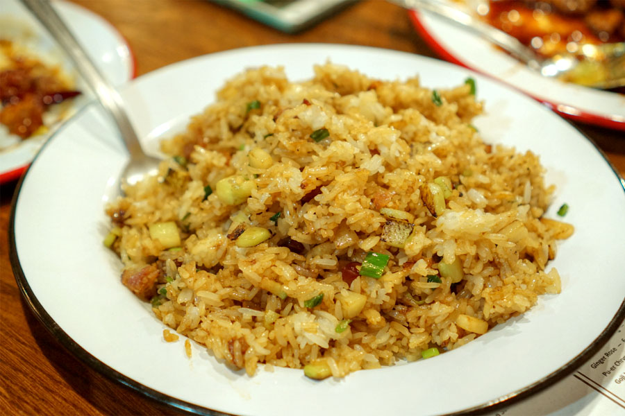 Dragon Fried Rice