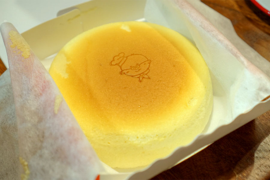 Uncle Tetsu Japanese Cheesecake