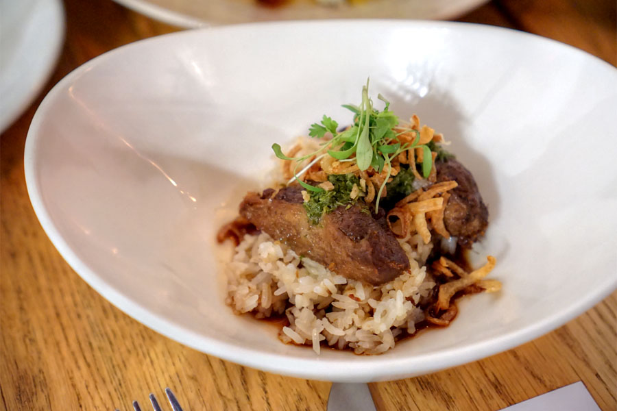 Pork Cheek Adobo