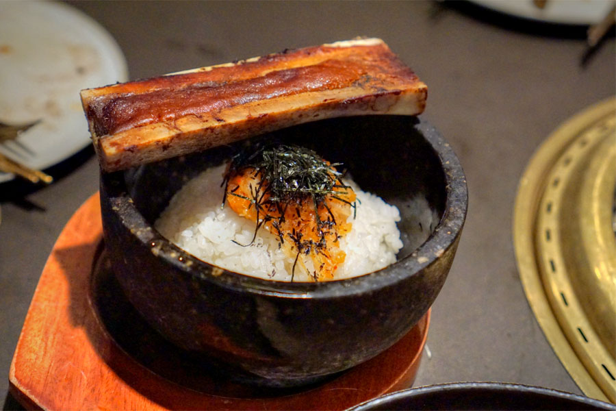 Bone Marrow Rice