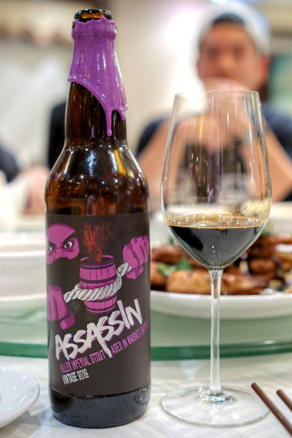 2016 Toppling Goliath Assassin
