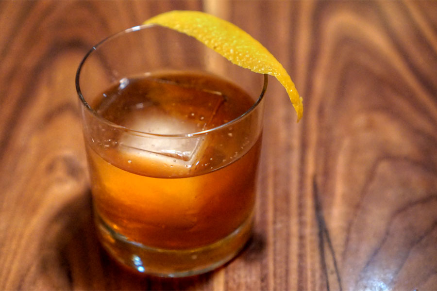 Sergio's Old Fashioned
