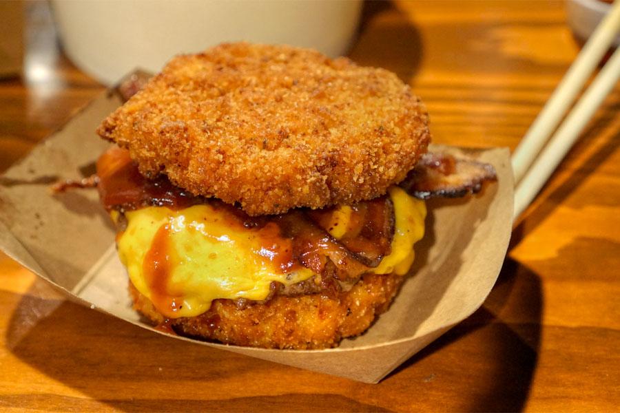 Macdaddy Burger