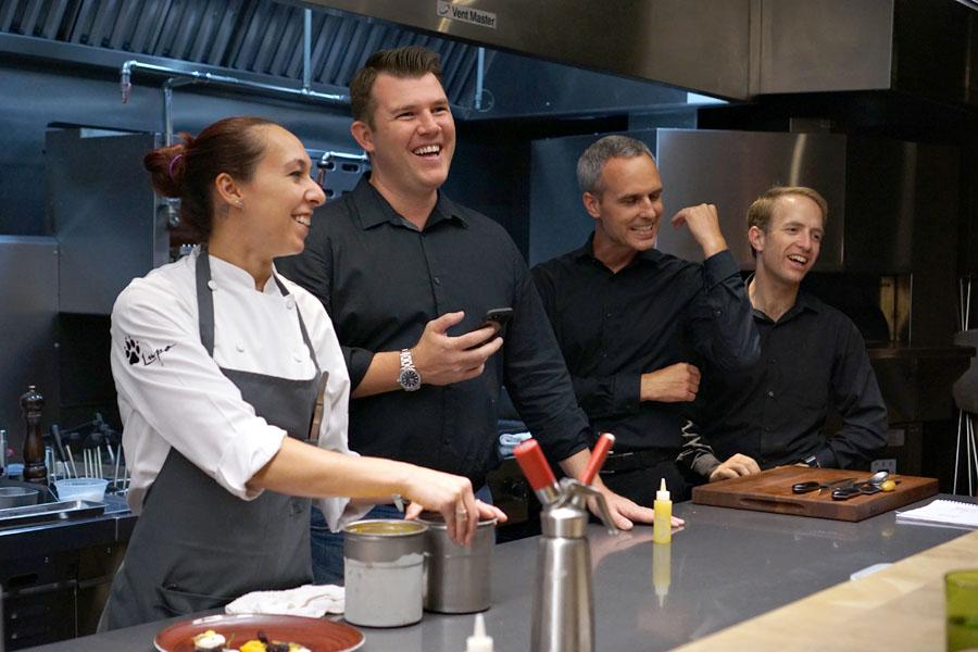 Angela Ippolito, David Evers & Team