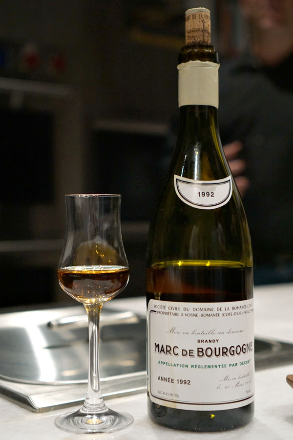 1992 Domaine de la Romanee-Conti Marc de Bourgogne