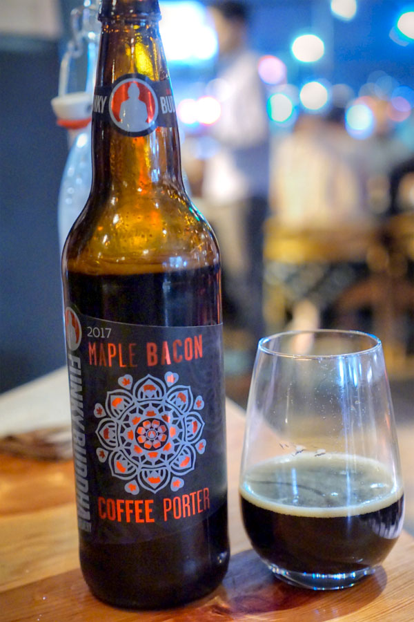 2017 Funky Buddha Maple Bacon Coffee Porter