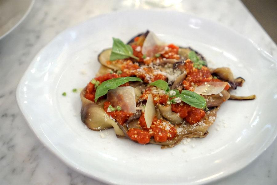 Valbruna's Eggplant
