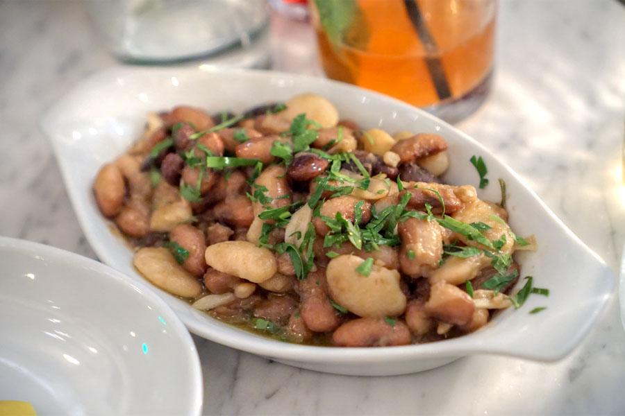 Heirloom Beans Stufati