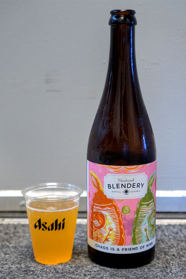 2016 Beachwood Blendery Chaos Is a Friend of Mine