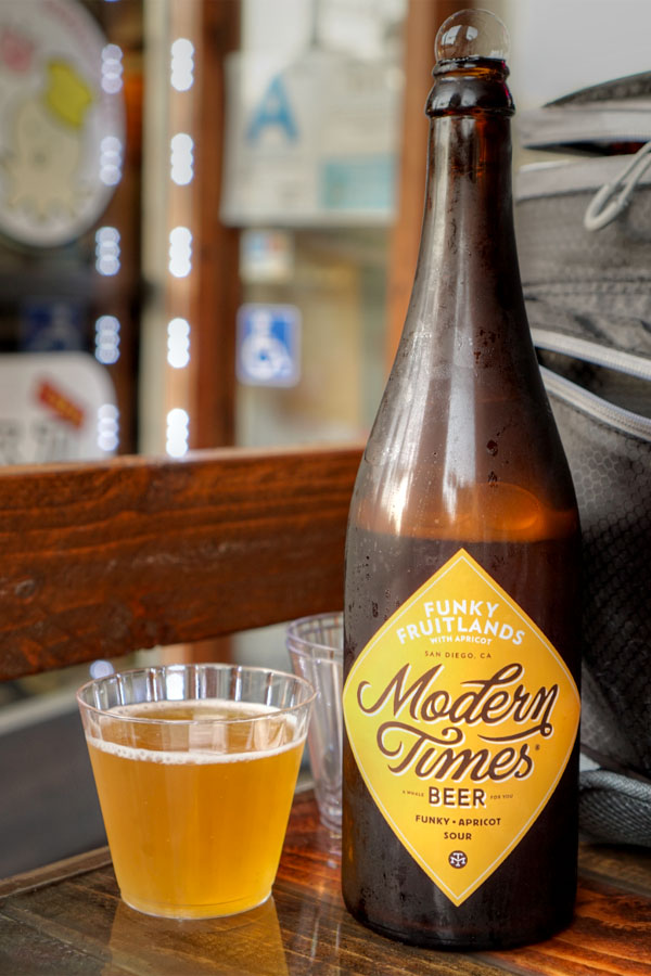 2017 Modern Times Funky Fruitlands with Apricot